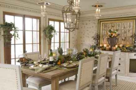 23 fancy french country dining room decor ideas