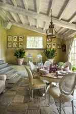 24 fancy french country dining room decor ideas