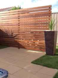 25 simple and cheap privacy fenceideas