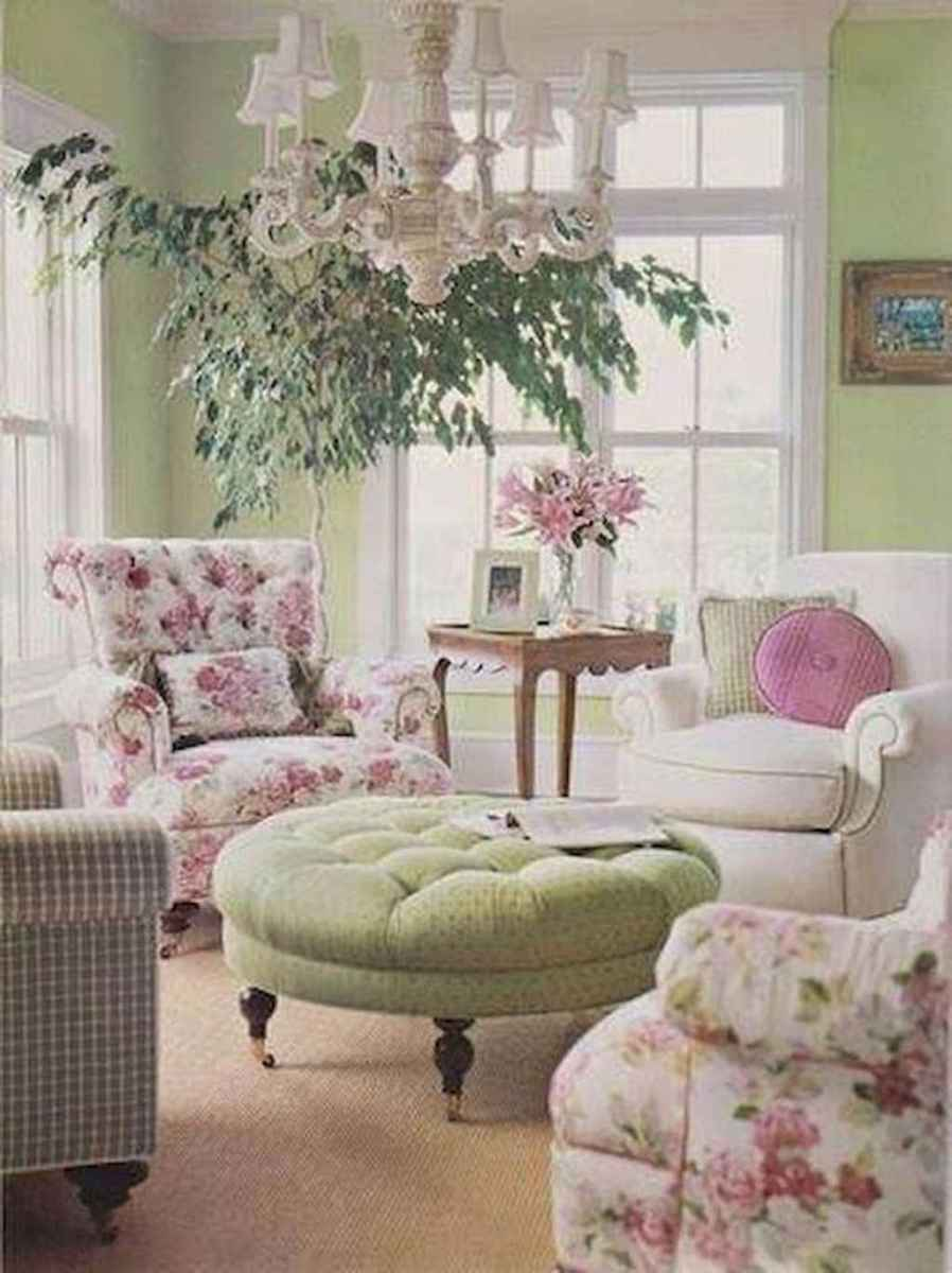 32 shabby chic living room decorating ideas