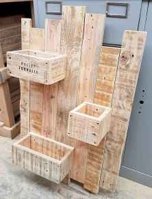 35 easy diy pallet project home decor ideas