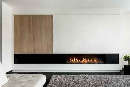 45 small fireplace makeover decor ideas