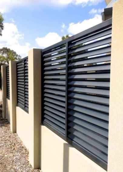 48 simple and cheap privacy fenceideas