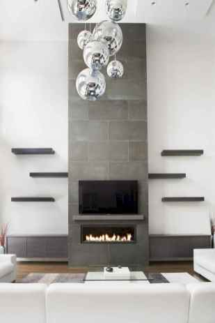 51 small fireplace makeover decor ideas