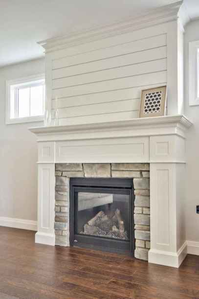 60 small fireplace makeover decor ideas