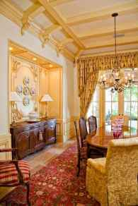 62 fancy french country dining room decor ideas