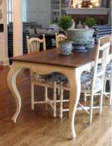 64 fancy french country dining room decor ideas