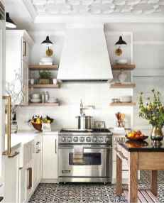 67 rustic kitchen decor with open shelves ideas