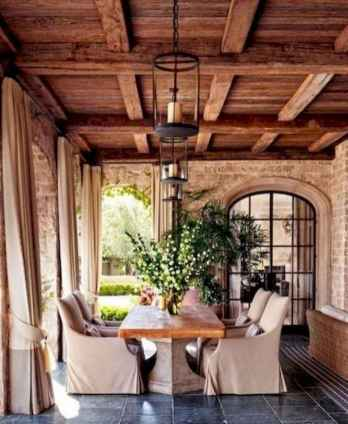 78 fancy french country dining room decor ideas