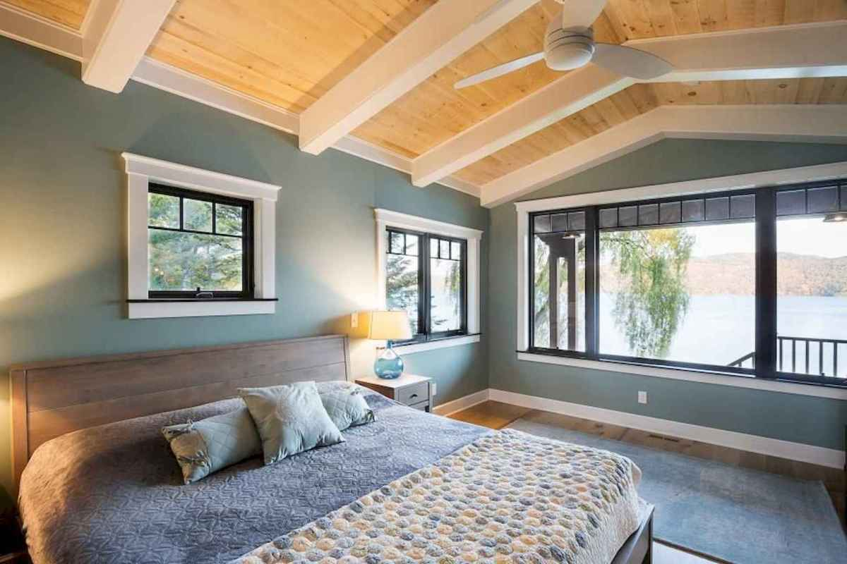 04 rustic lake house bedroom decorating ideas