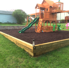 12 diy playground project ideas for backyard landscaping