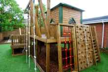 15 diy playground project ideas for backyard landscaping