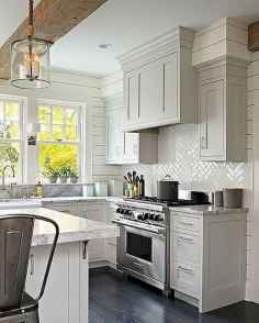 20 modern farmhouse kitchen cabinets makeover ideas