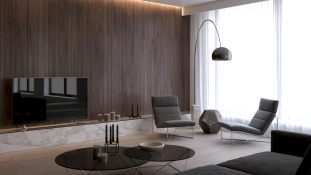21 minimalist living room design ideas