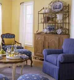 32 cozy french country living room ideas