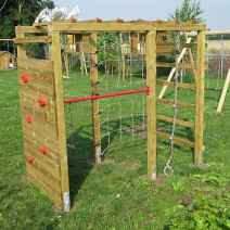 37 diy playground project ideas for backyard landscaping