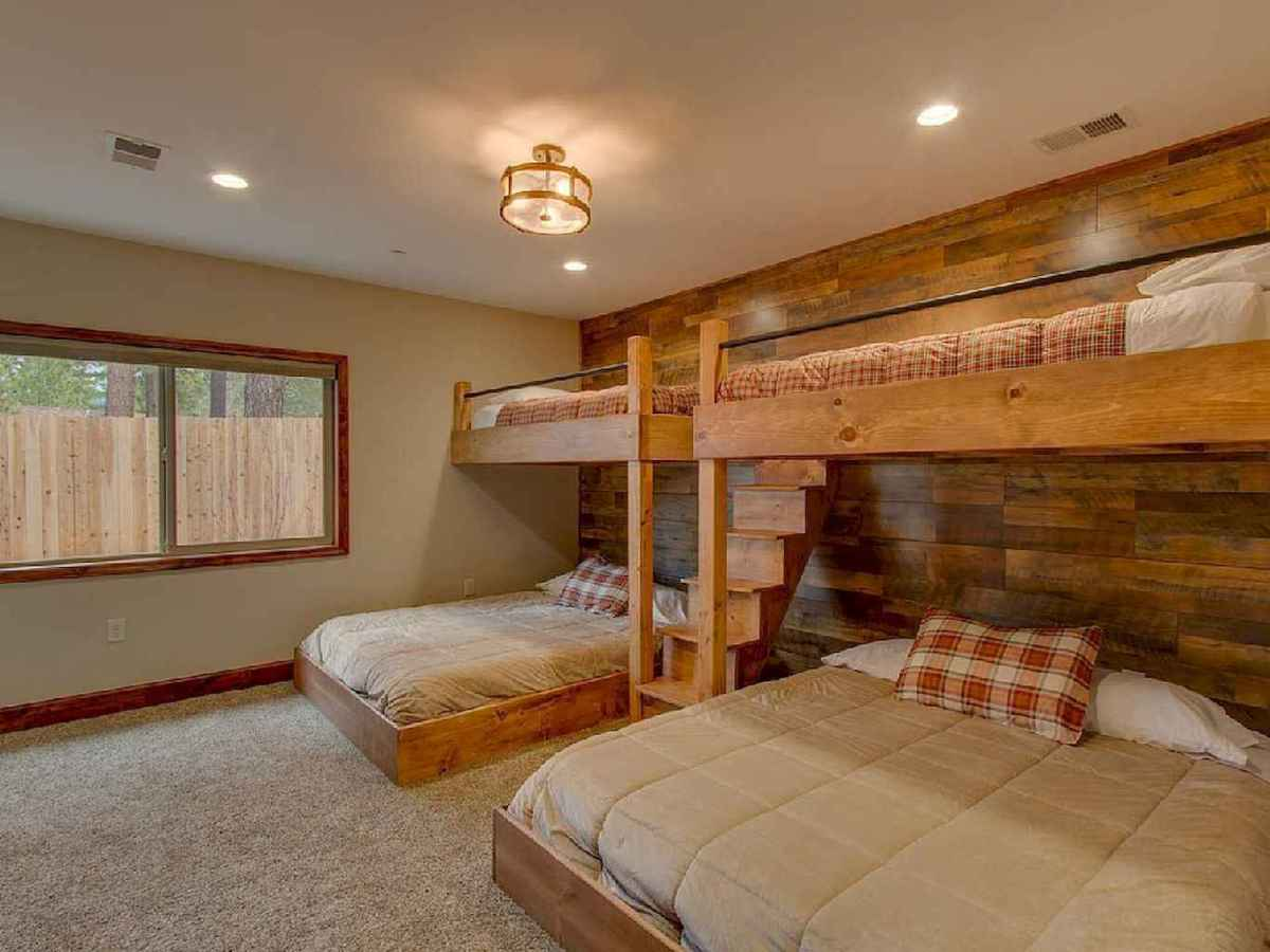 53 rustic lake house bedroom decorating ideas