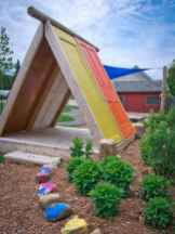 66 diy playground project ideas for backyard landscaping
