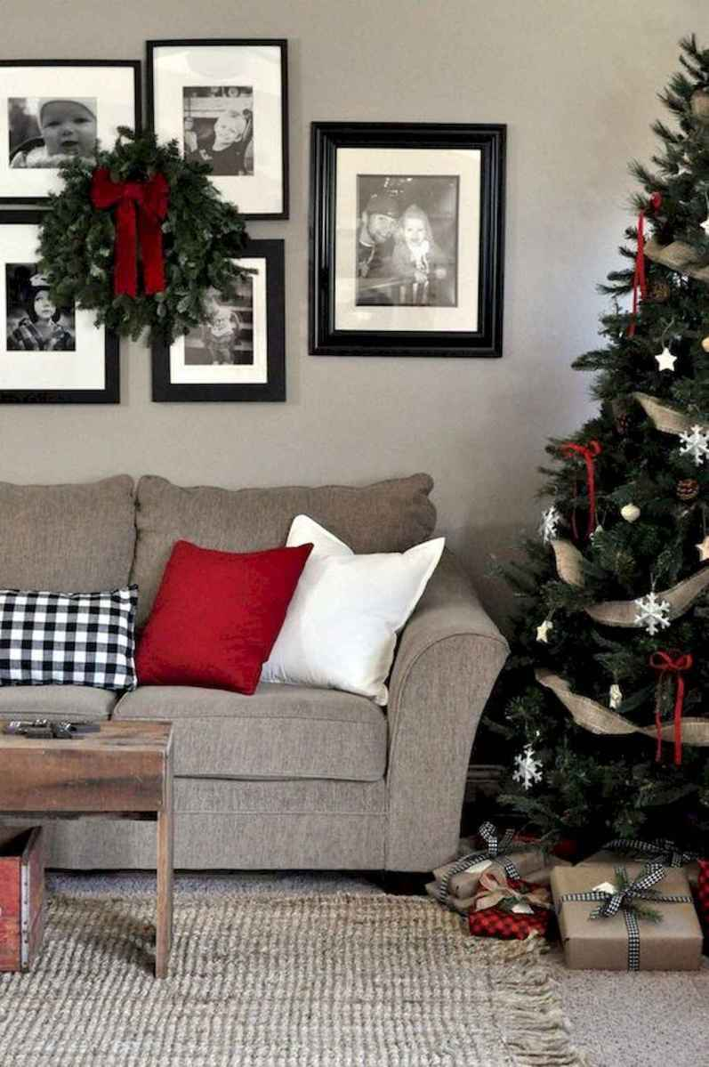 16 cozy christmas living rooms decorating ideas