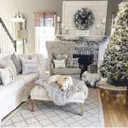 22 cozy christmas living rooms decorating ideas