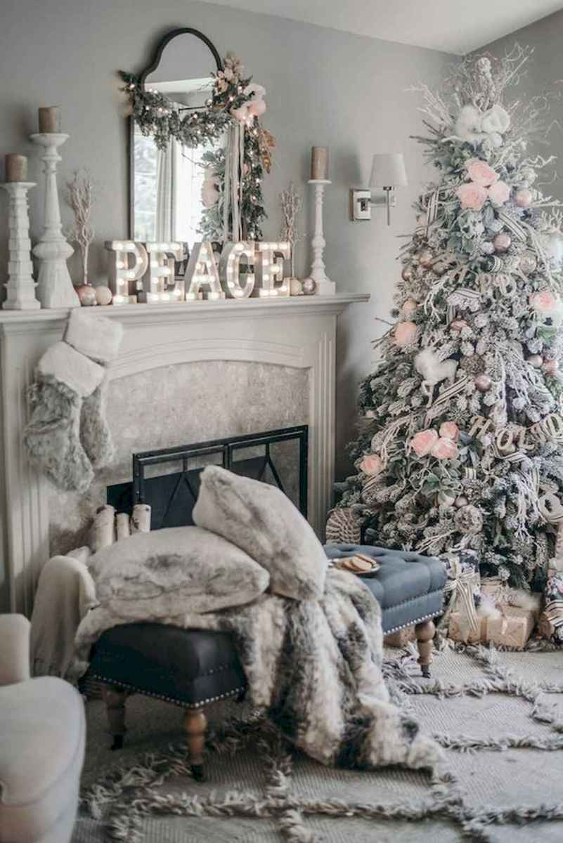 23 cozy christmas living rooms decorating ideas