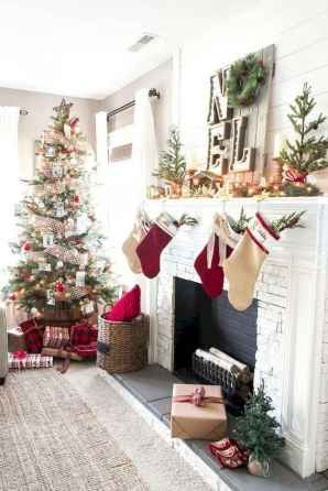 32 cozy christmas living rooms decorating ideas