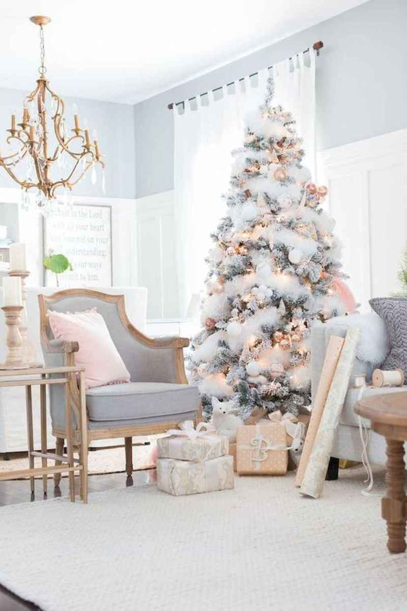 33 cozy christmas living rooms decorating ideas