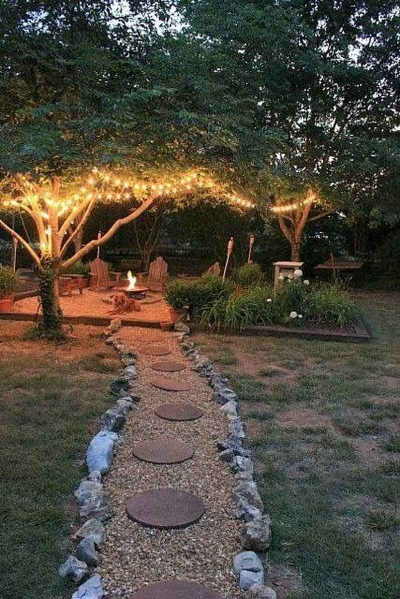 03 cozy outdoor fire pit seating design ideas for backyard