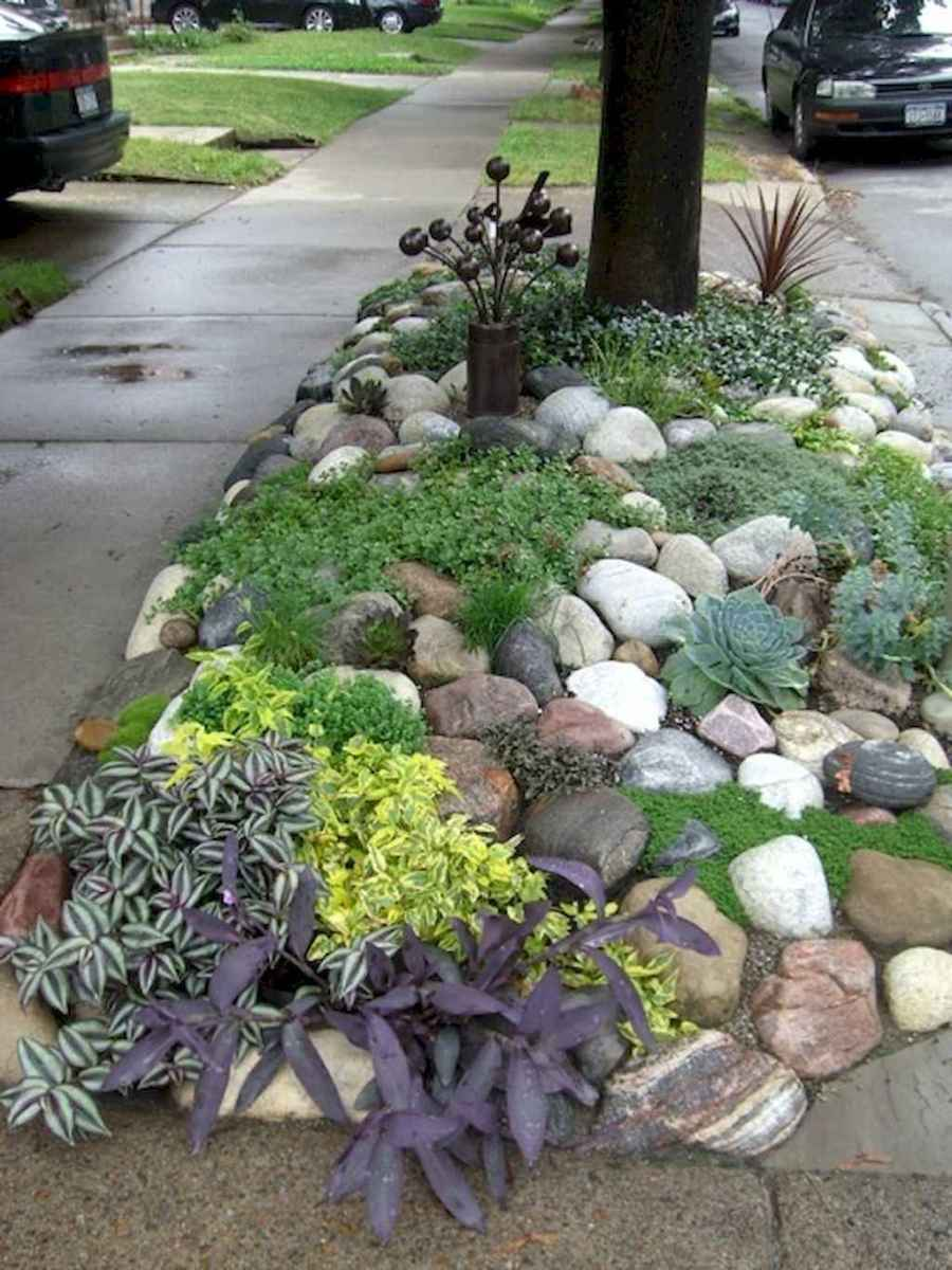 09 beautiful front yard flowers garden landscaping ideas