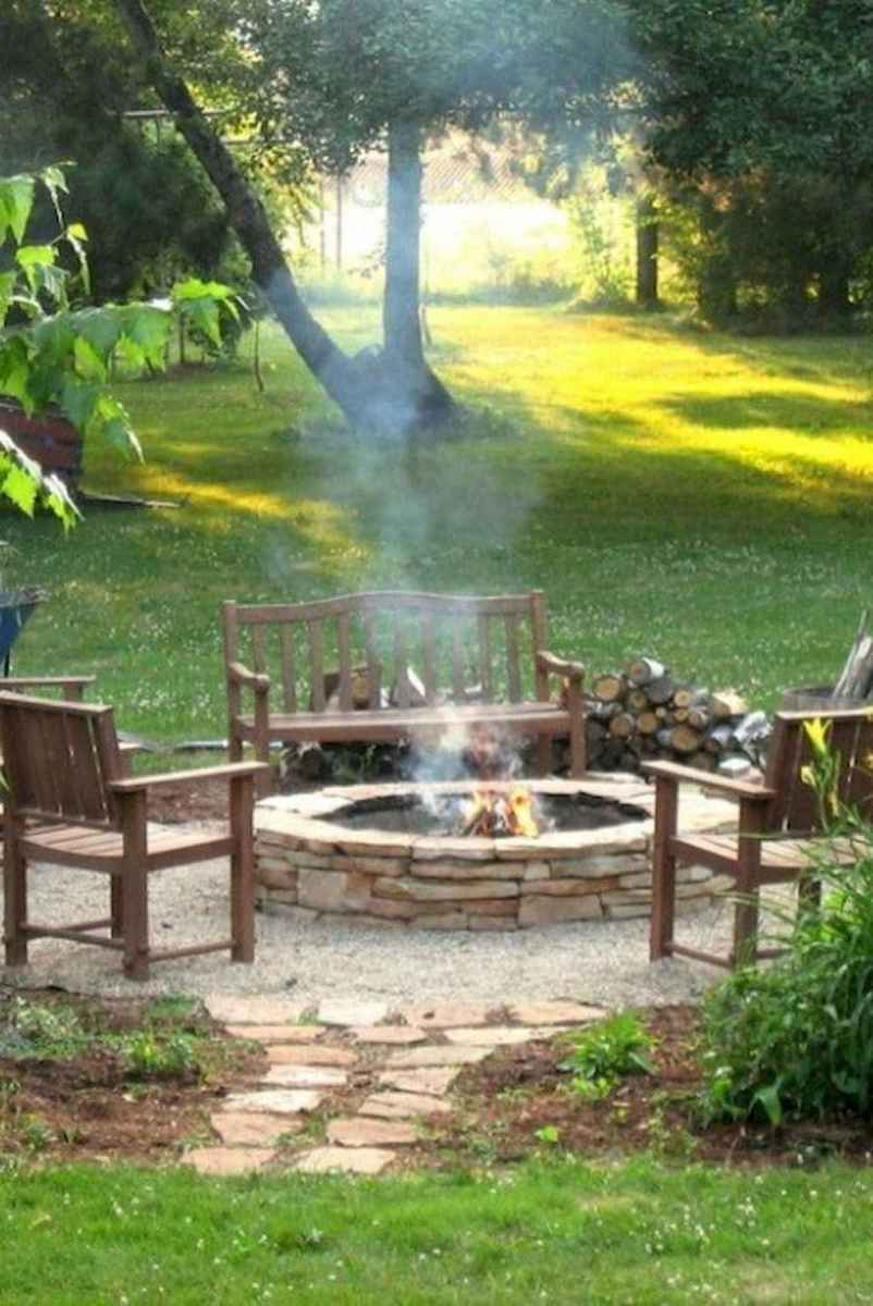 16 cozy outdoor fire pit seating design ideas for backyard