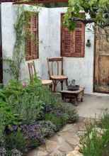23 small courtyard garden with seating area design ideas
