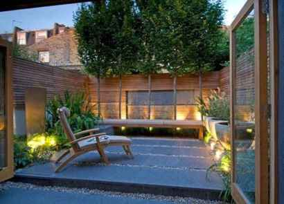 55 small courtyard garden with seating area design ideas