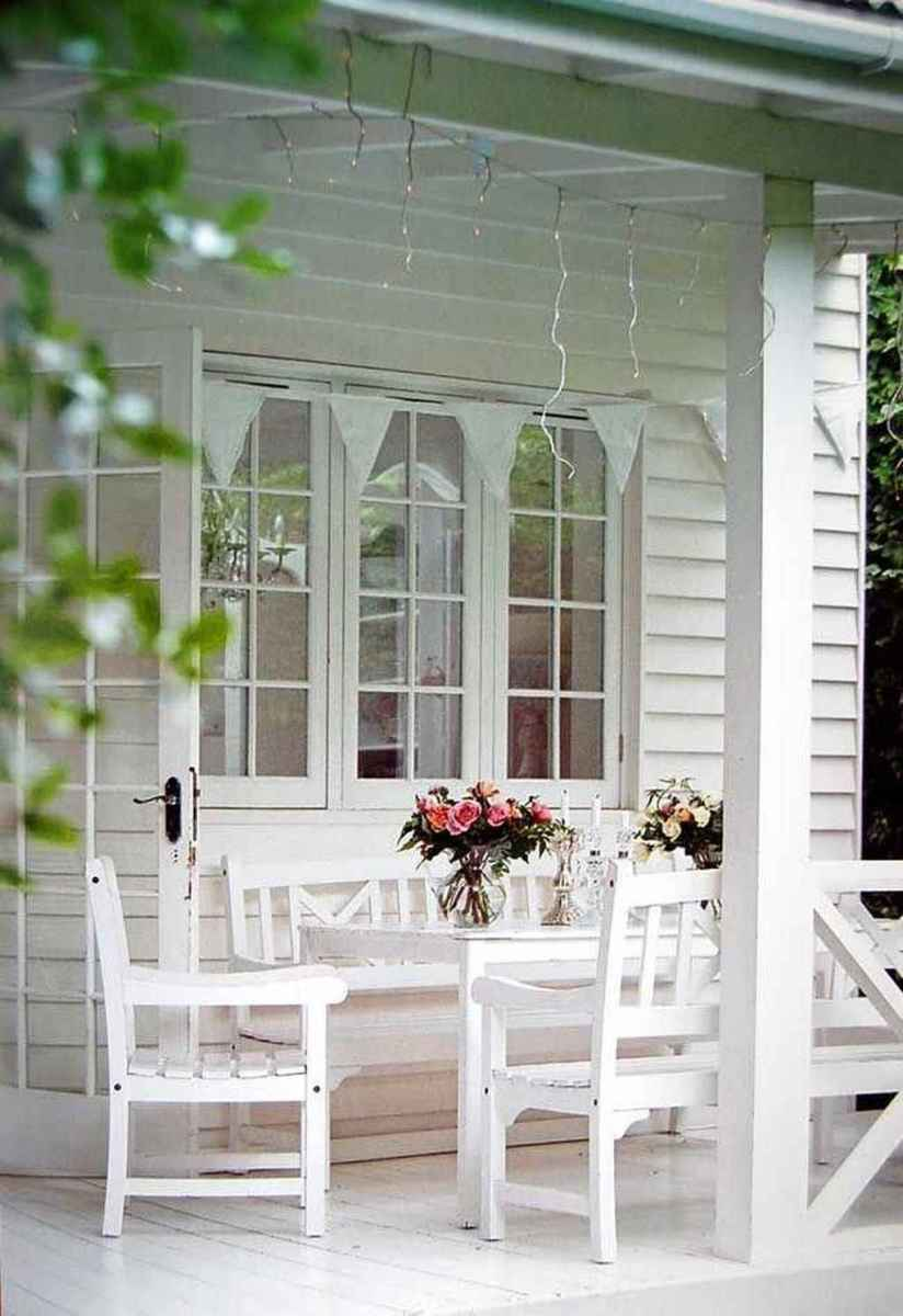 61 amazing summer front porch seating ideas
