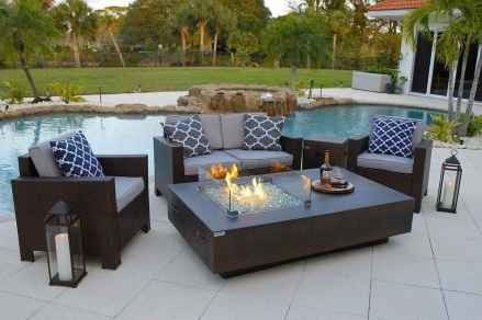 61 cozy outdoor fire pit seating design ideas for backyard
