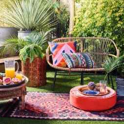 89 small courtyard garden with seating area design ideas