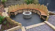 90 cozy outdoor fire pit seating design ideas for backyard