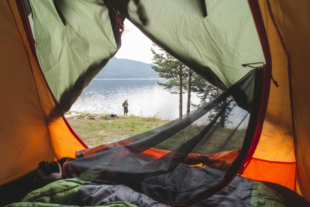 Sober Living camping trips