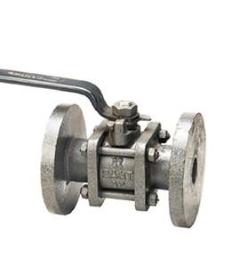 flanged ball valve