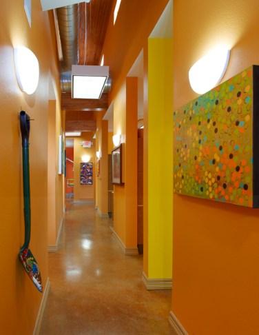 Operatory hallway