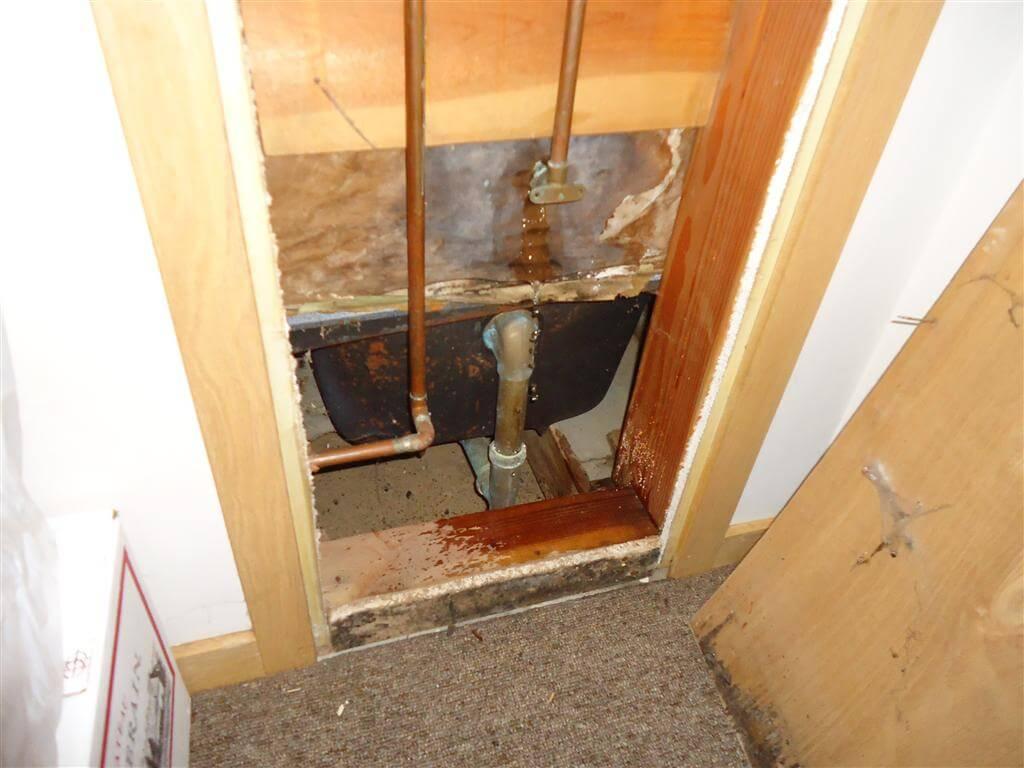 Image Result For Roof Leak Water Damage Repair