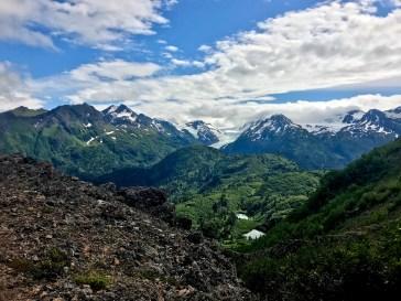 Kachemak Mountains, Kenai Peninsula, Alaska