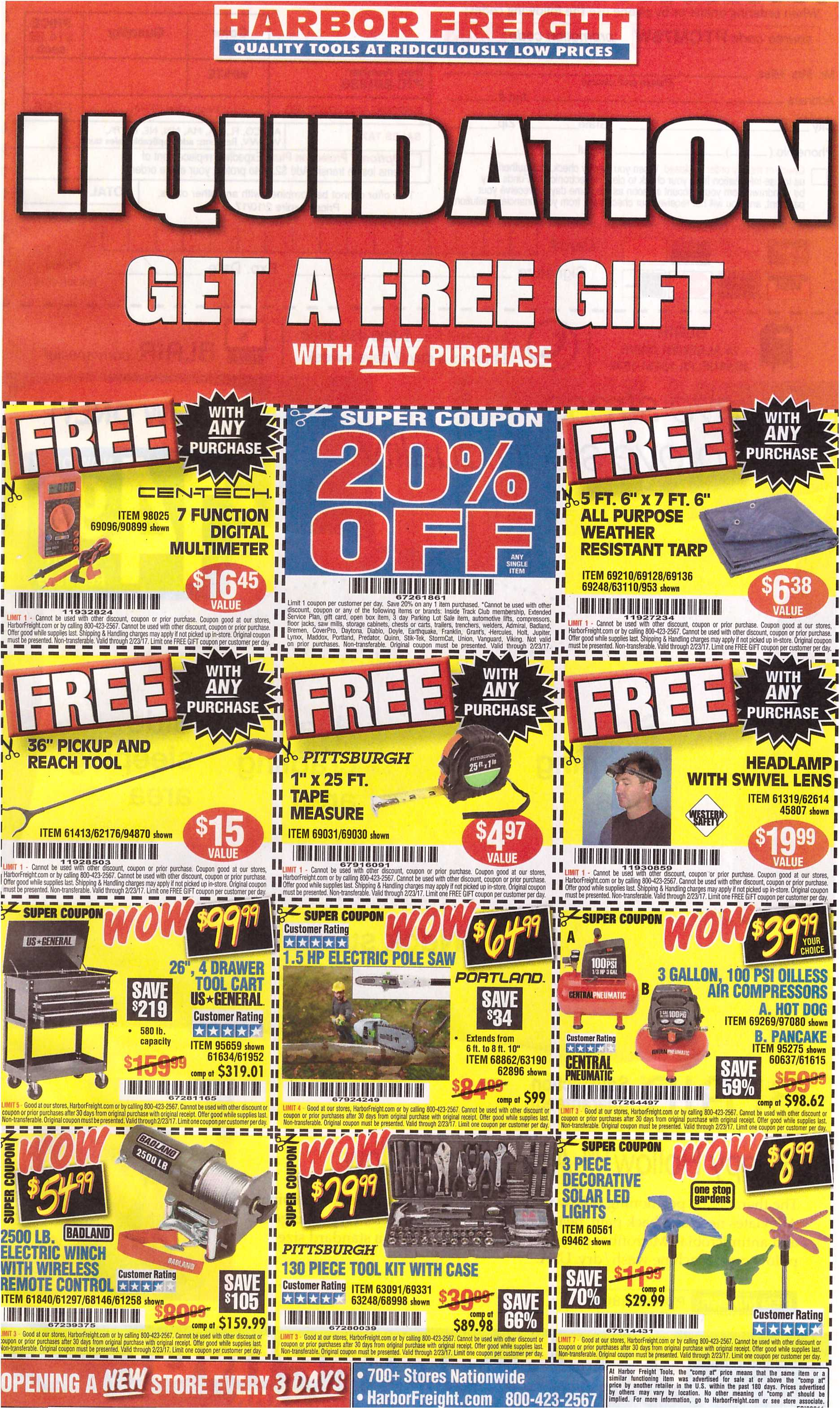 When looking for a coupon code for any store visit us for the newest working coupons. We add new coupons everyday so you can be sure that you will always.