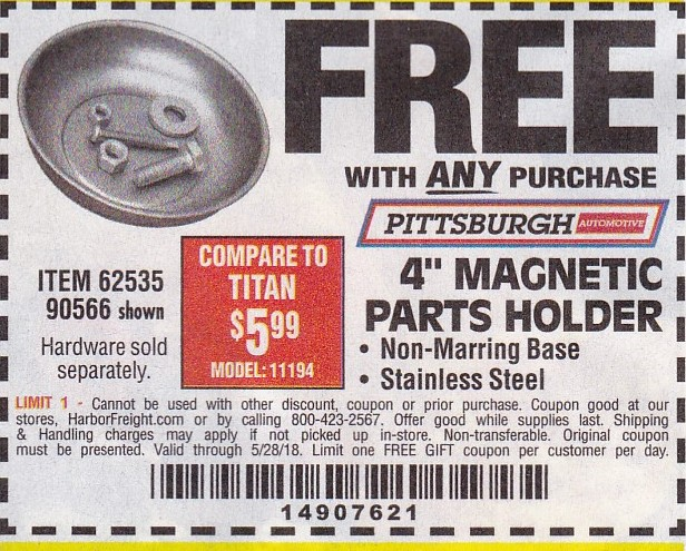 10 harbor freight free item coupons expiring 52818 struggleville 62535 90566 fandeluxe Image collections