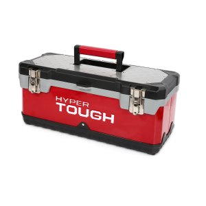 Walmart: Hyper Tough 20-Inch Stainless Steel Tool Box – Only $14 97