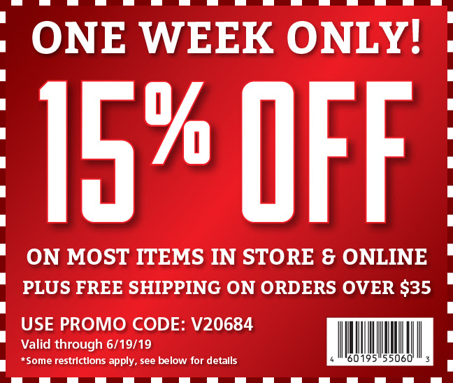 15% Off Most Items In Store Or Online At Rockler.com