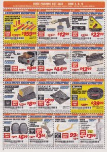 Harbor Freight Inside Track Club Coupons For June 2019