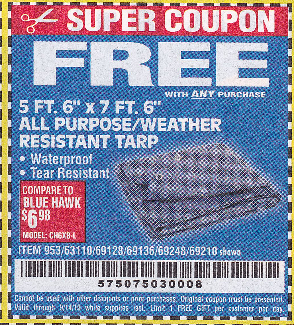 It is a graphic of Dynamite Harbor Freight Super Coupon Printable
