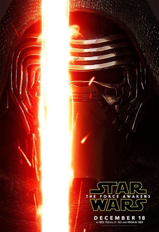 Kylo Renn—The Force Awakens