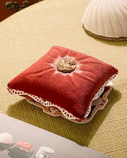 瑪莉安東妮-巴法華斯小蛋糕