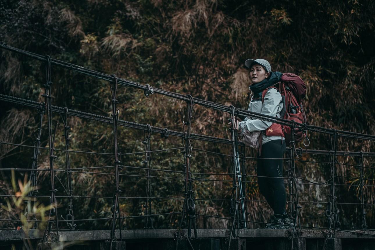 奇萊南華 能高越嶺風景